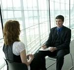 Should you use formal or informal language in a job interview?